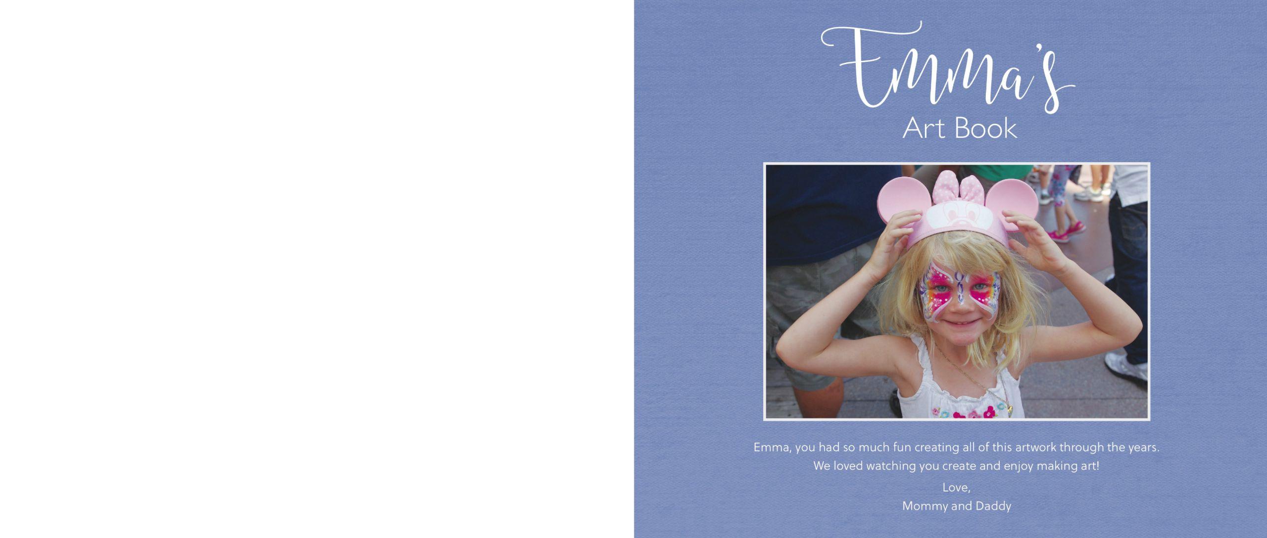 Plum Print Gallery: See our books of children's artwork! | Plum Print